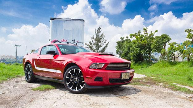Ford Mustang ST 2012