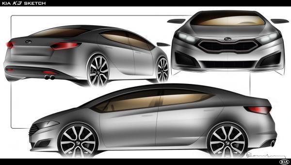 Kia Cerato 2012 - 2013