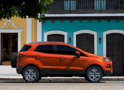 Ford EcoSport Global
