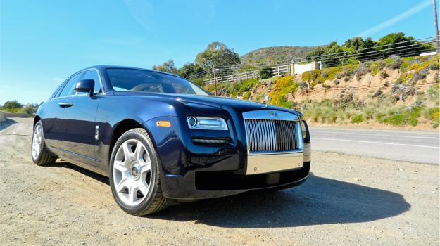 Rolls Royce Ghost 2012