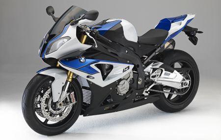 Moto BMW HP4