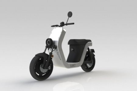 Scooter electrico italiano