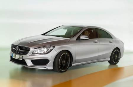 Mercedes CLA Edition1