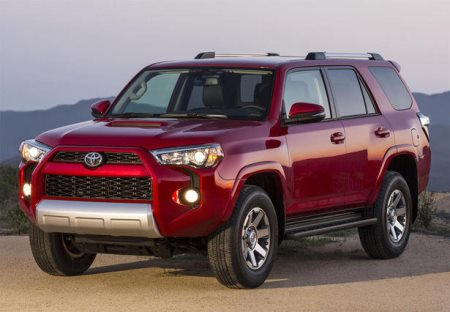 Toyota Four Runner 2014