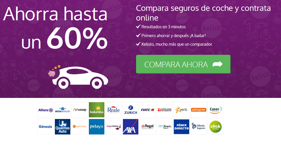 calculo seguro coche on line: