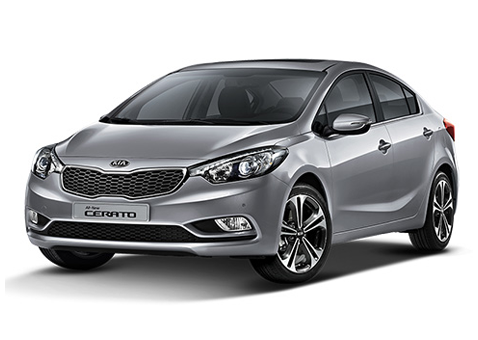Kia Cerato Sedán 1.6 AT SX 2014
