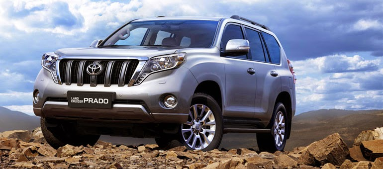 Toyota Land Cruiser Prado 2.7 MT 2014