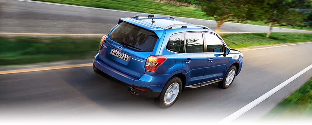 Subaru All New Forester 2.0i AWD MT X