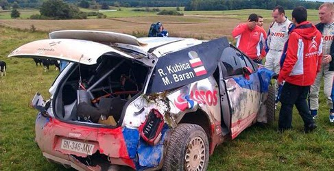 WRC Rally Lotos Polonia 2014