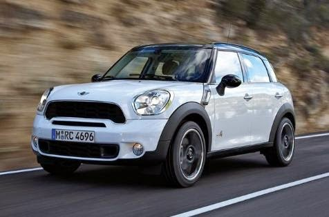 MINI Countryman Cooper S 1.6  2014