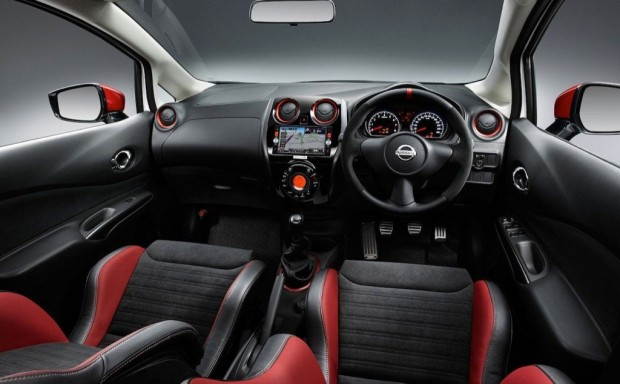 Nissan Note Nismo 2