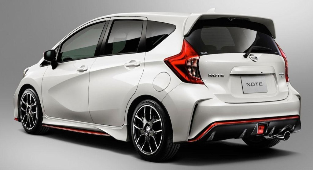 Nissan Note Nismo 3