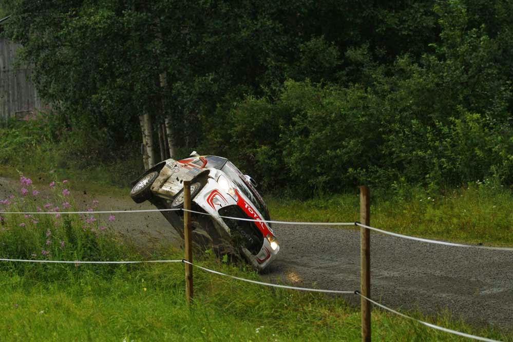 WRC Rally de Finlandia 2014