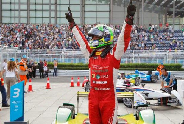 "Formula E  ""ePrix""  de China 2014"