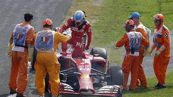 F1 Gran Premio de Italia 2014
