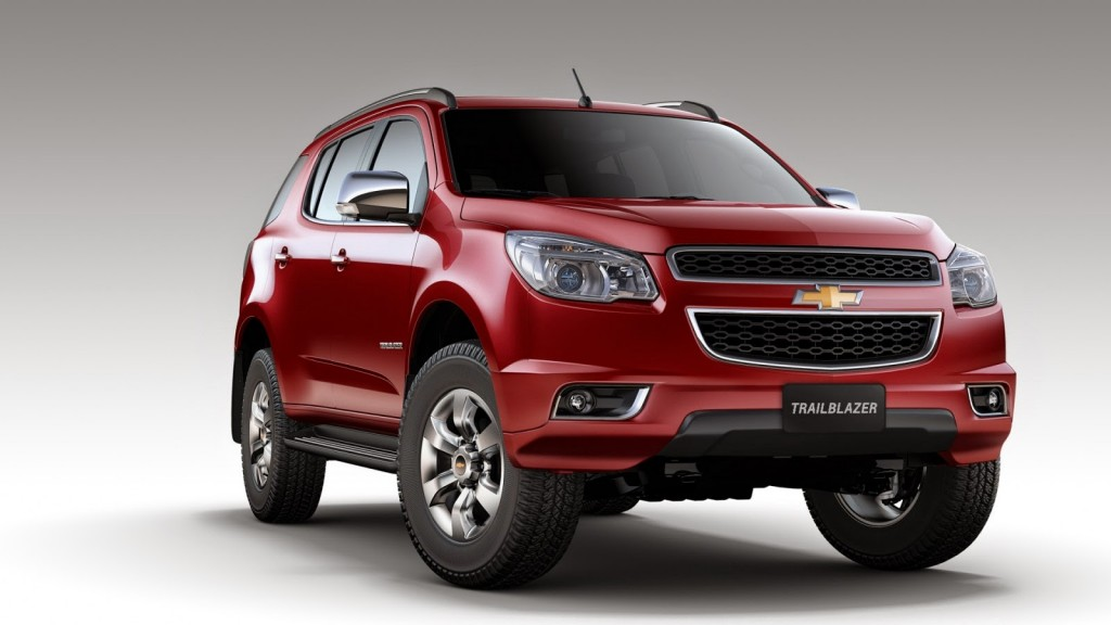 Chevrolet Trailblazer 2014Chevrolet Trailblazer 2014