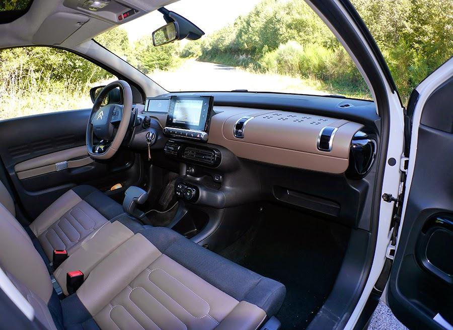 Citroën C4 Cactus Airflow 2 L