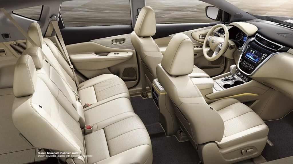 nissan murano platinum awd 2015 asegurar el auto. Black Bedroom Furniture Sets. Home Design Ideas