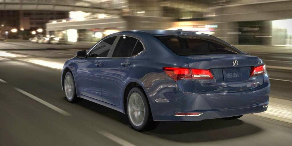 Acura TLX del 2015