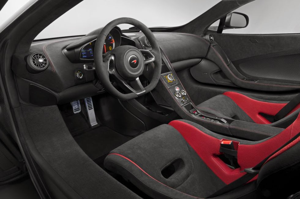 McLaren 675LT 2015
