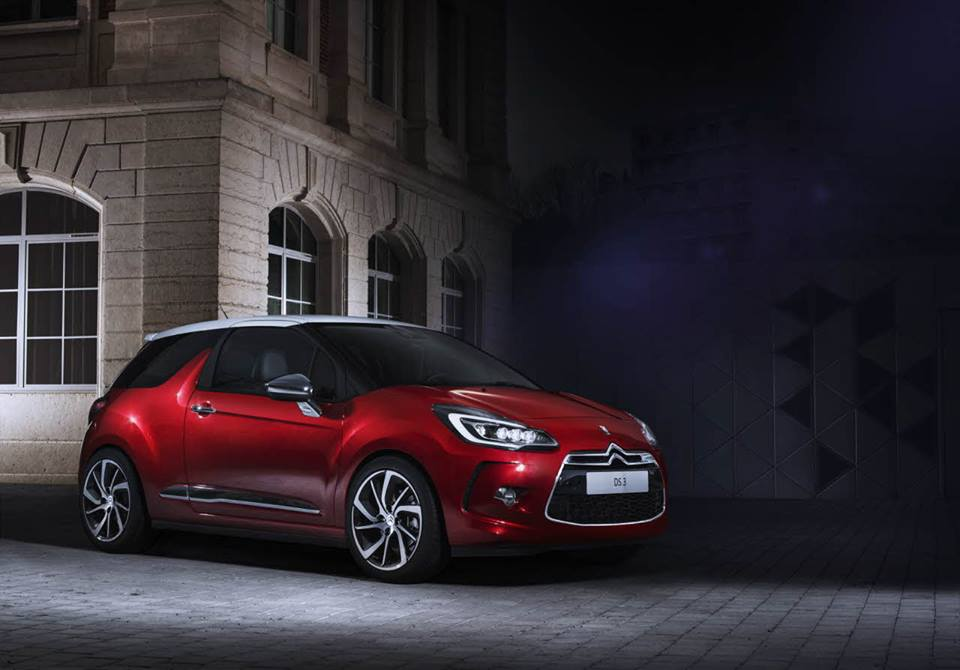 Citroen DS3 gama 2015