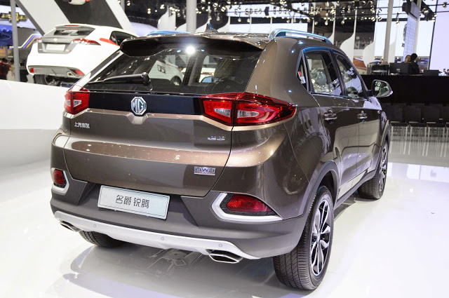 MG GS SUV