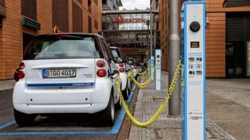 Producción coches eléctricos